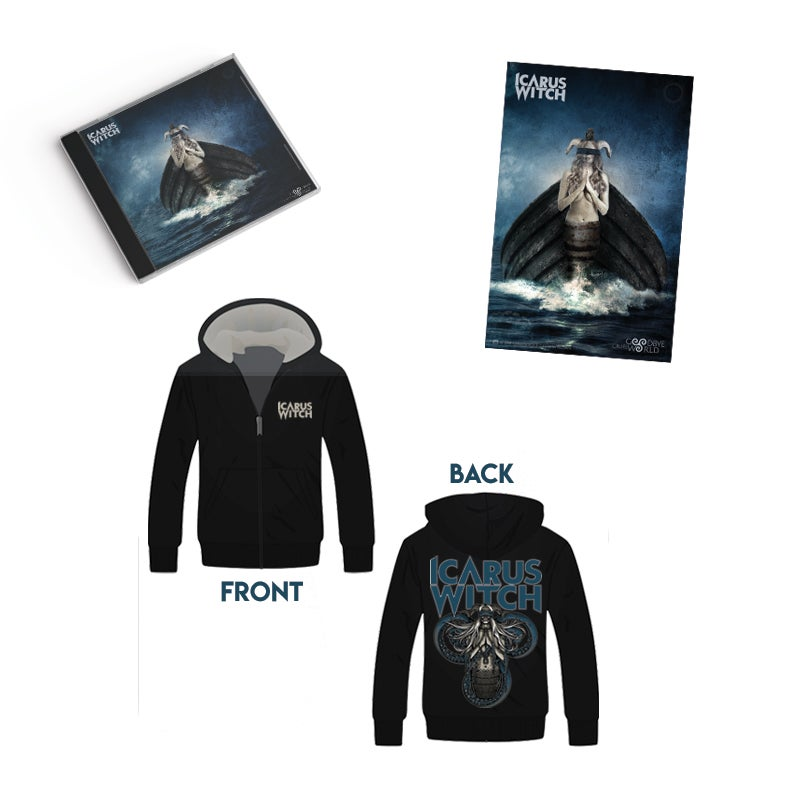 Image of Goodbye Cruel World Hoodie Bundle