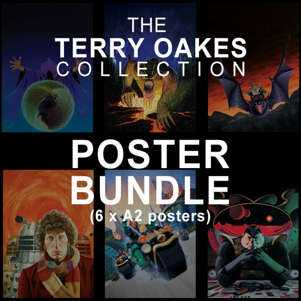 Image of Six A2 Poster Bundle