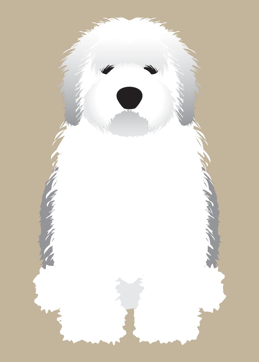 Sheepdog, Rottweiler, Scotty, St. Bernard Collection