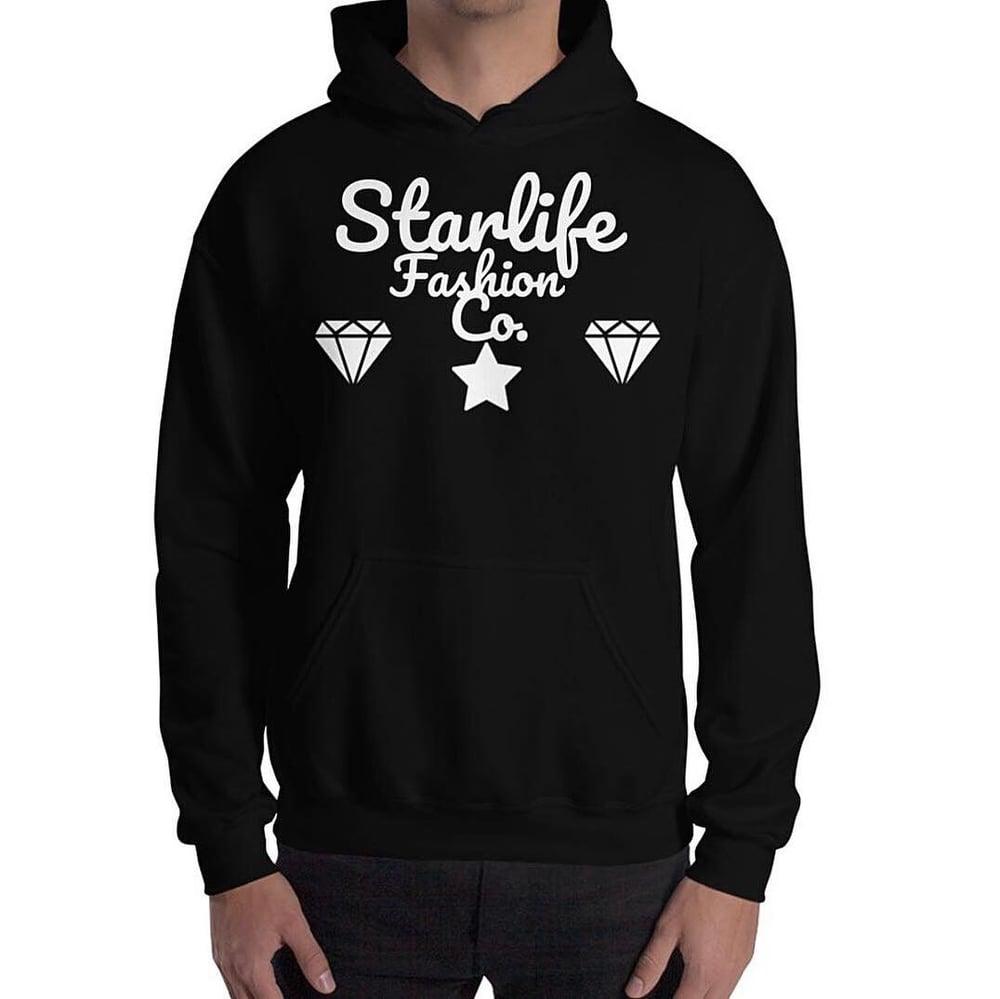 Image of Starlife Black Hoodie