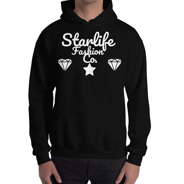 Image of Diamond Star Hoodie