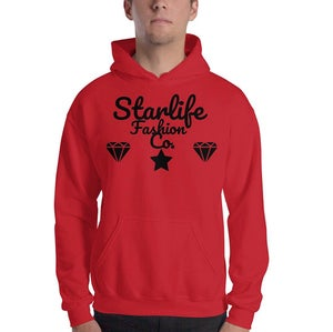 Image of Starlife Red Hoodie