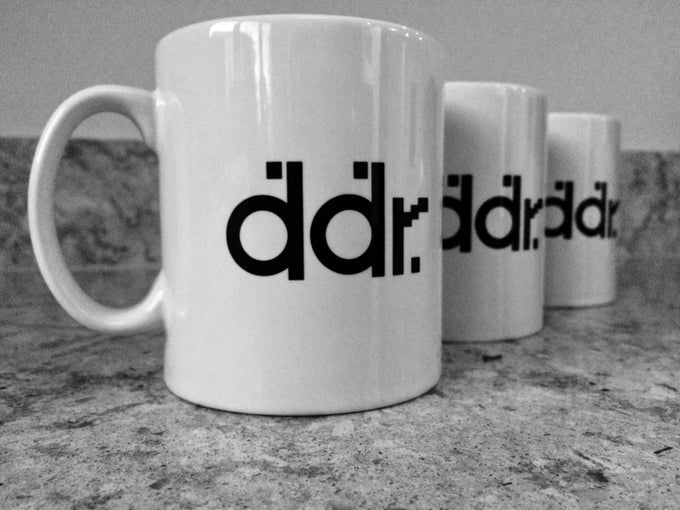Image of ddr. Mug