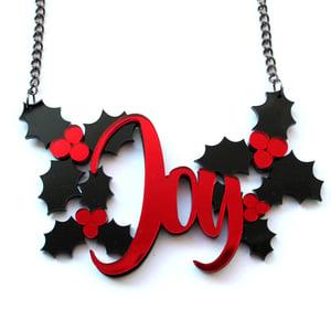 Image of Christmas Joy Necklace