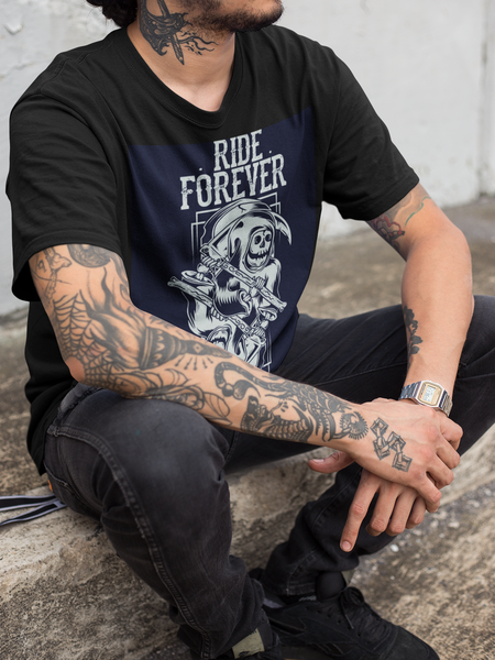 Image of Ride Forever T-Shirt