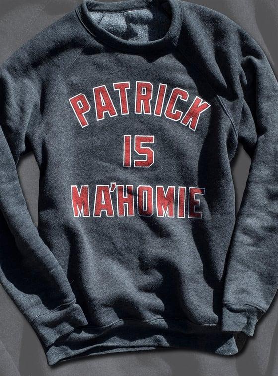 Image of Patrick Is Mahomie Sweatshirt