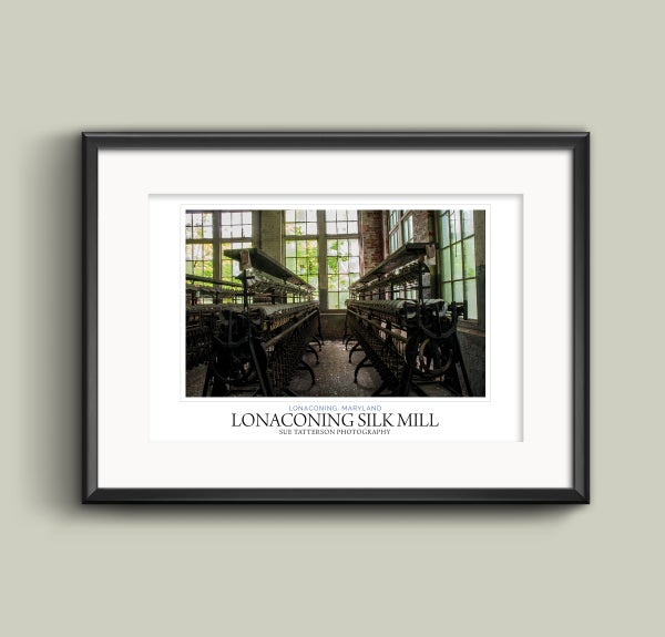 Image of Lonaconing Silk Mill II