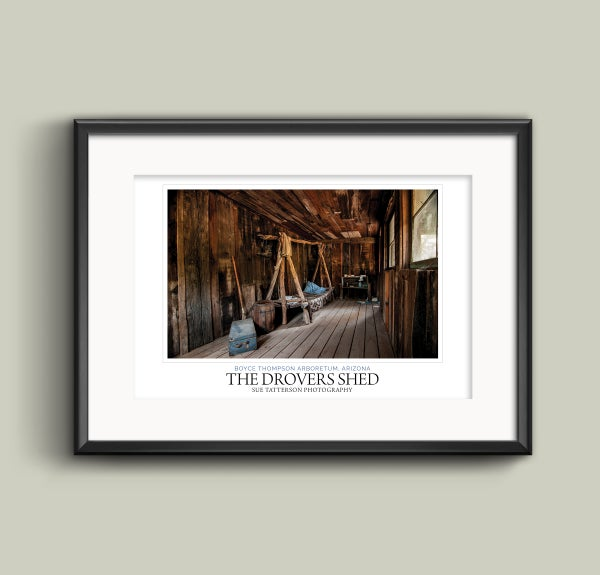 Image of Drover's Shed