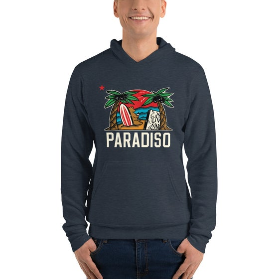 Image of California Love Pulover Hoodie