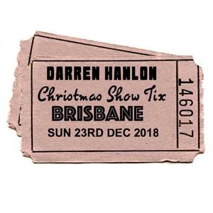 Image of Darren Hanlon - BRISBANE- SUNDAY 23nd DEC - $27