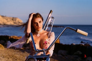 Image of PAINTED LADY XXI FILM PHOTOS - FIGHT FOR PHILECIA