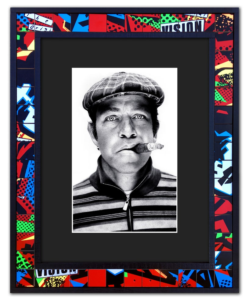 Image of Mark Gonzales Frame