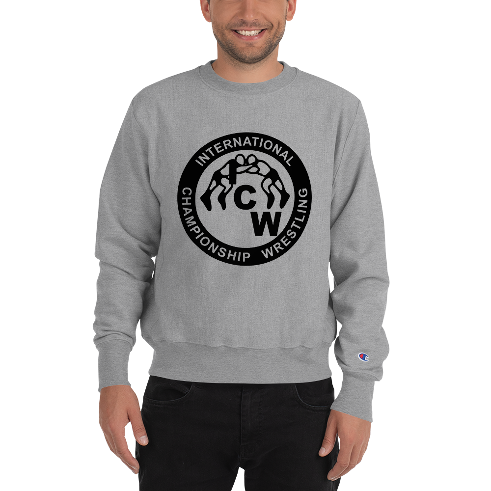 Image of ICW World Champion® Brand Reverse-Weave Sweatshirt