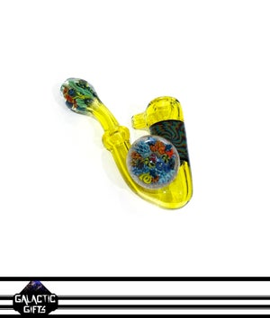 Image of Keys Glass & Toast Glass Terps Reef Life Collab Sherlock
