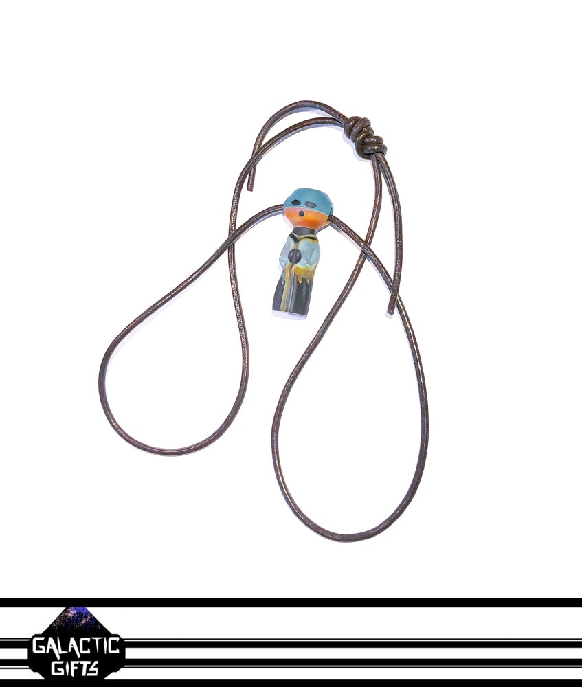 Image of Clinton Roman Kachina Pendant
