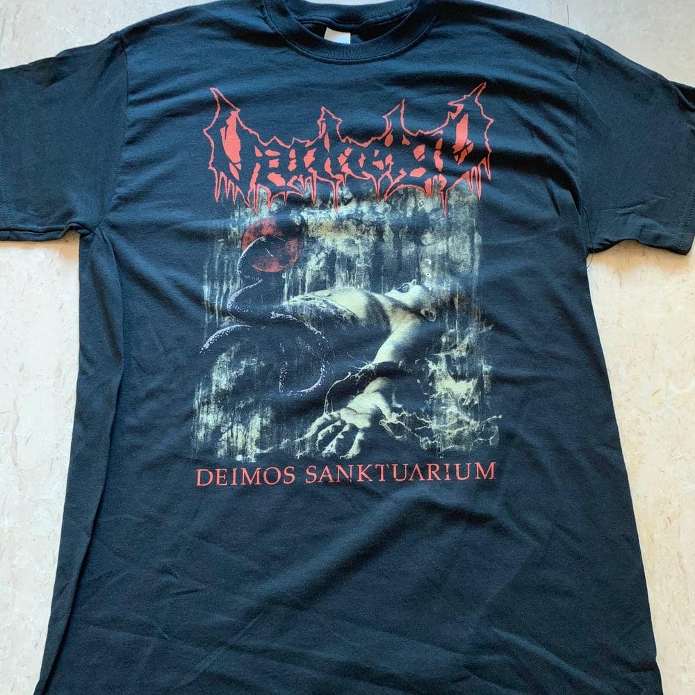"Image of VANHELGD ""Deimos Sanktuarium"" T-Shirt"