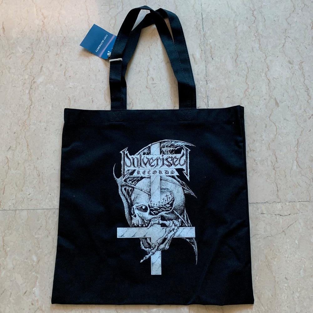 PULVERISED RECORDS Tote