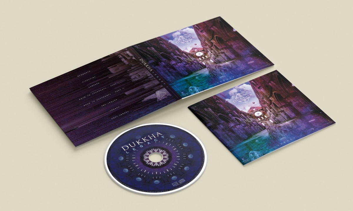 Image of Legacy - LP Album Digipack (Physical Edition)