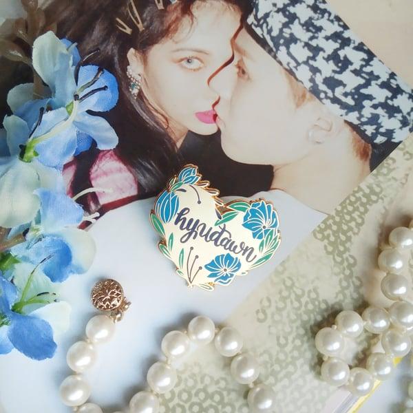 Image of Hyuna x E'Dawn Pin