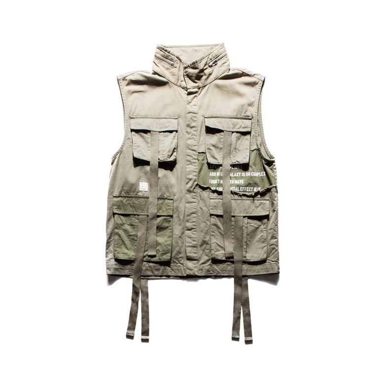 Image of GAPING VEST