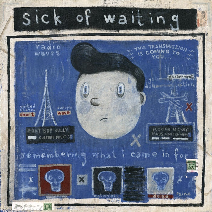 Image of Sick Of Waiting