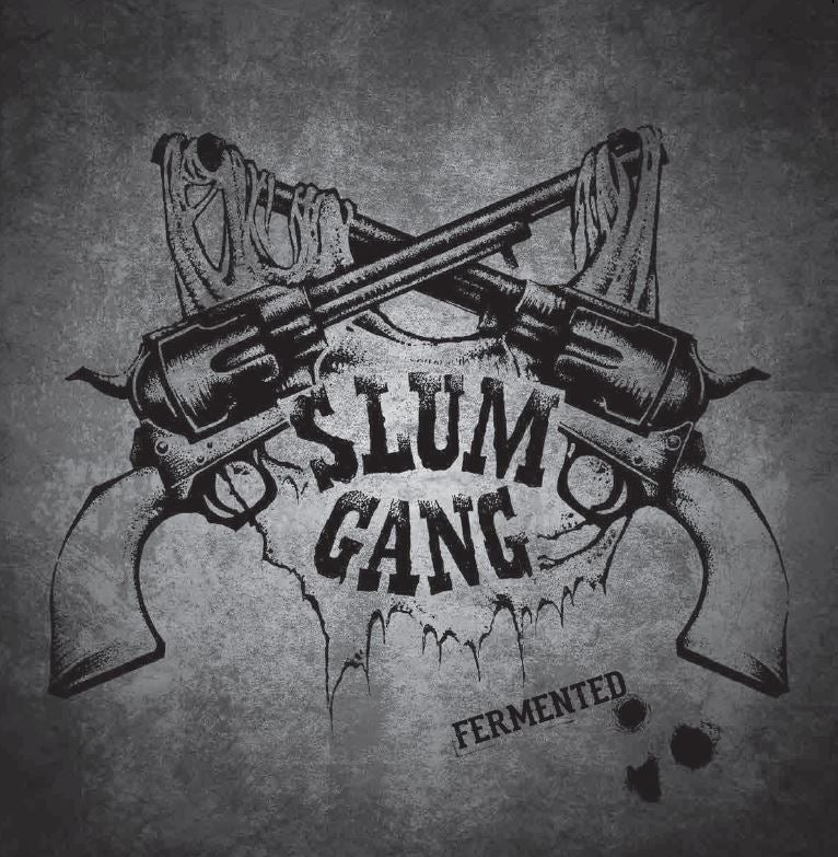 Image of SLUMGANG - FERMENTED LP