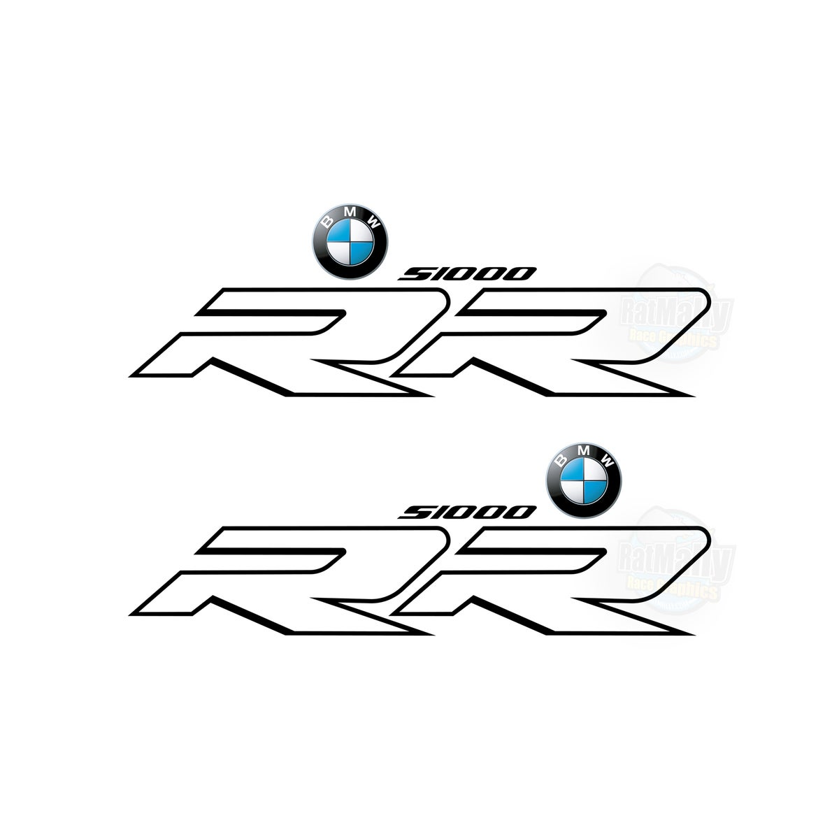 BMW RR / RatMally Race Graphics