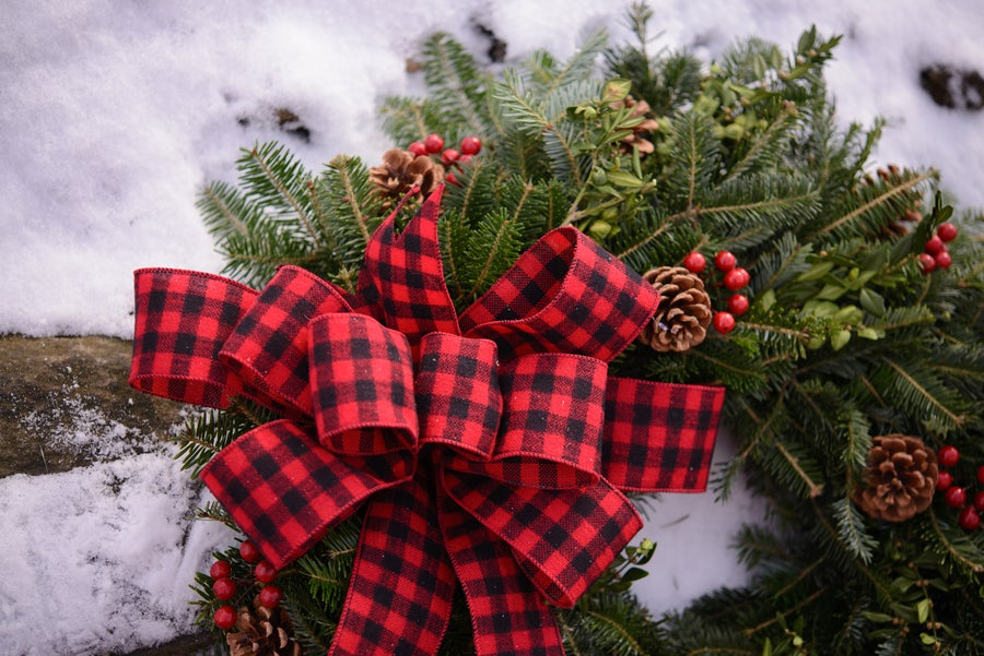 Image of Holiday Wreath Workshop