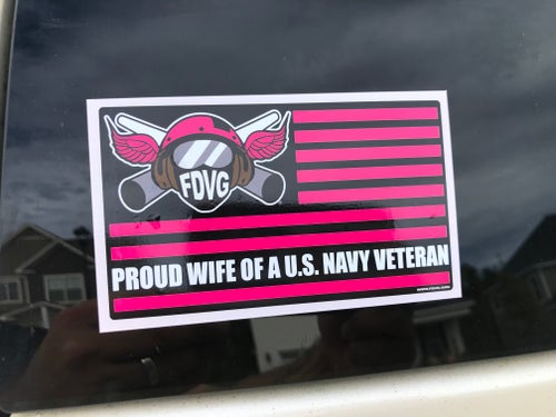 Image of Proud WIFE of a U.S. Navy Vet