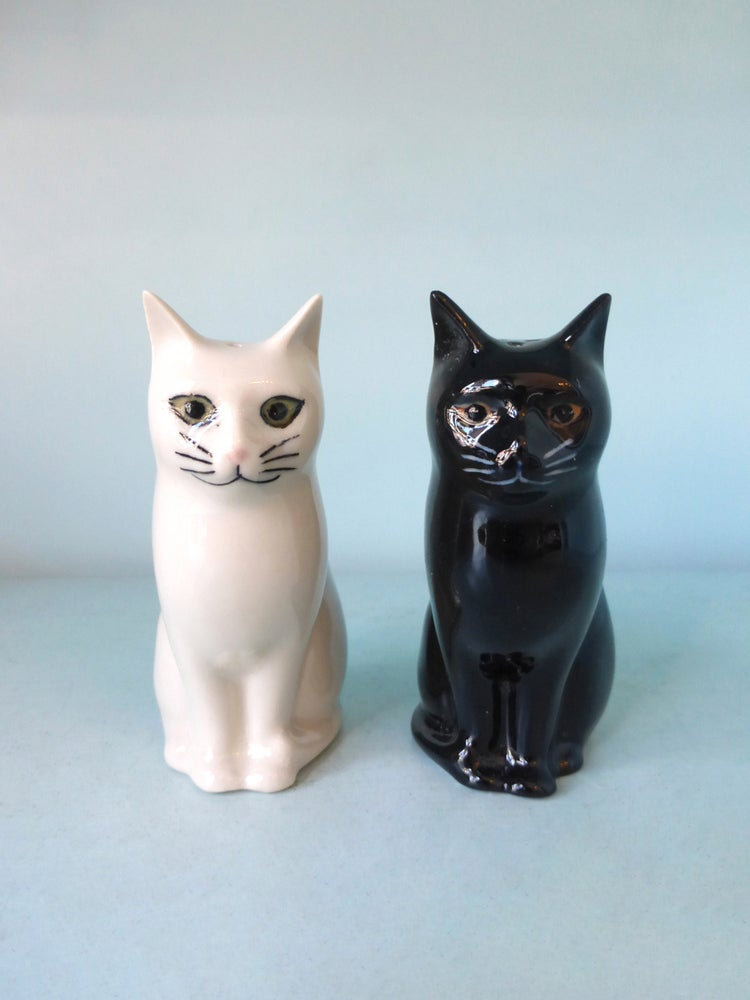 Image of Cat Salt and Pepper