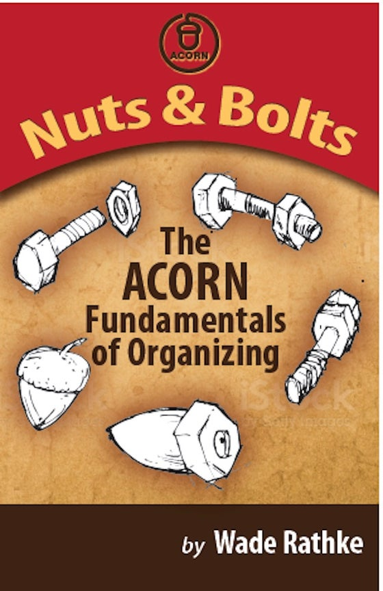 Image of Nuts & Bolts: The ACORN Fundamentals of Organizing