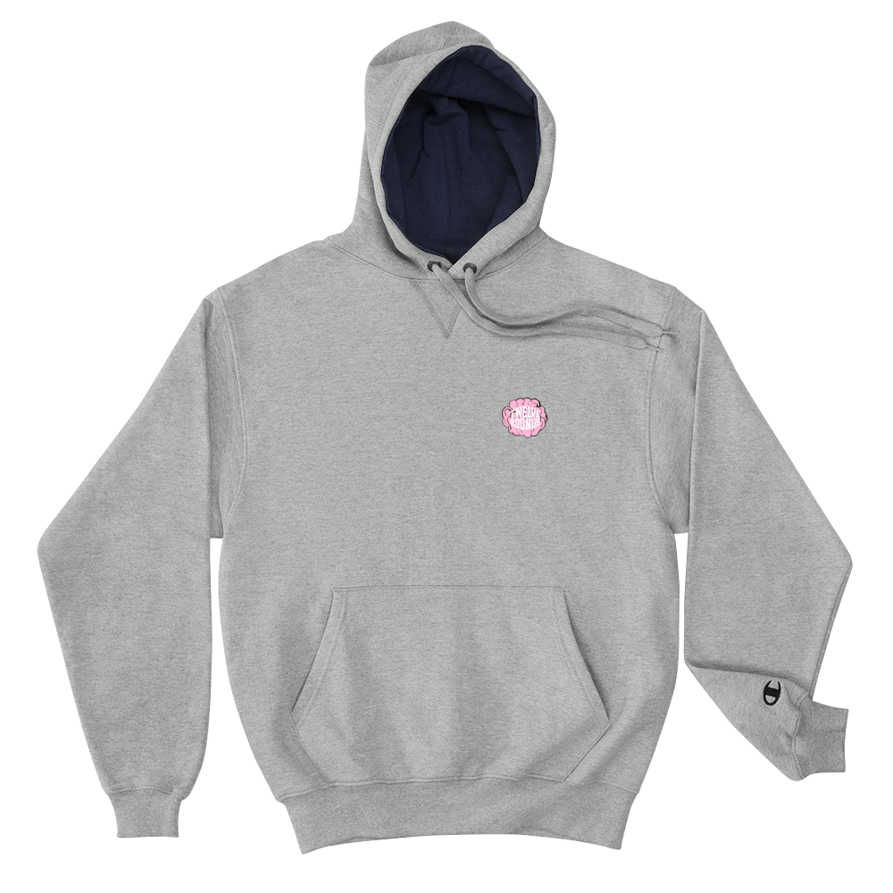Image of ACRYLIC MATTER x TWELVE ROUNDS x CHAMPION HOODIE