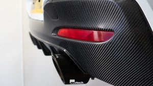 Image of CARBON PERFORMANCE REAR DIFFUSER FOR BMW M140I/M135I LCI