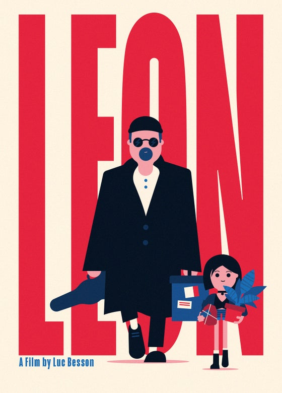 Image of Leon  - A Film by Luc Besson