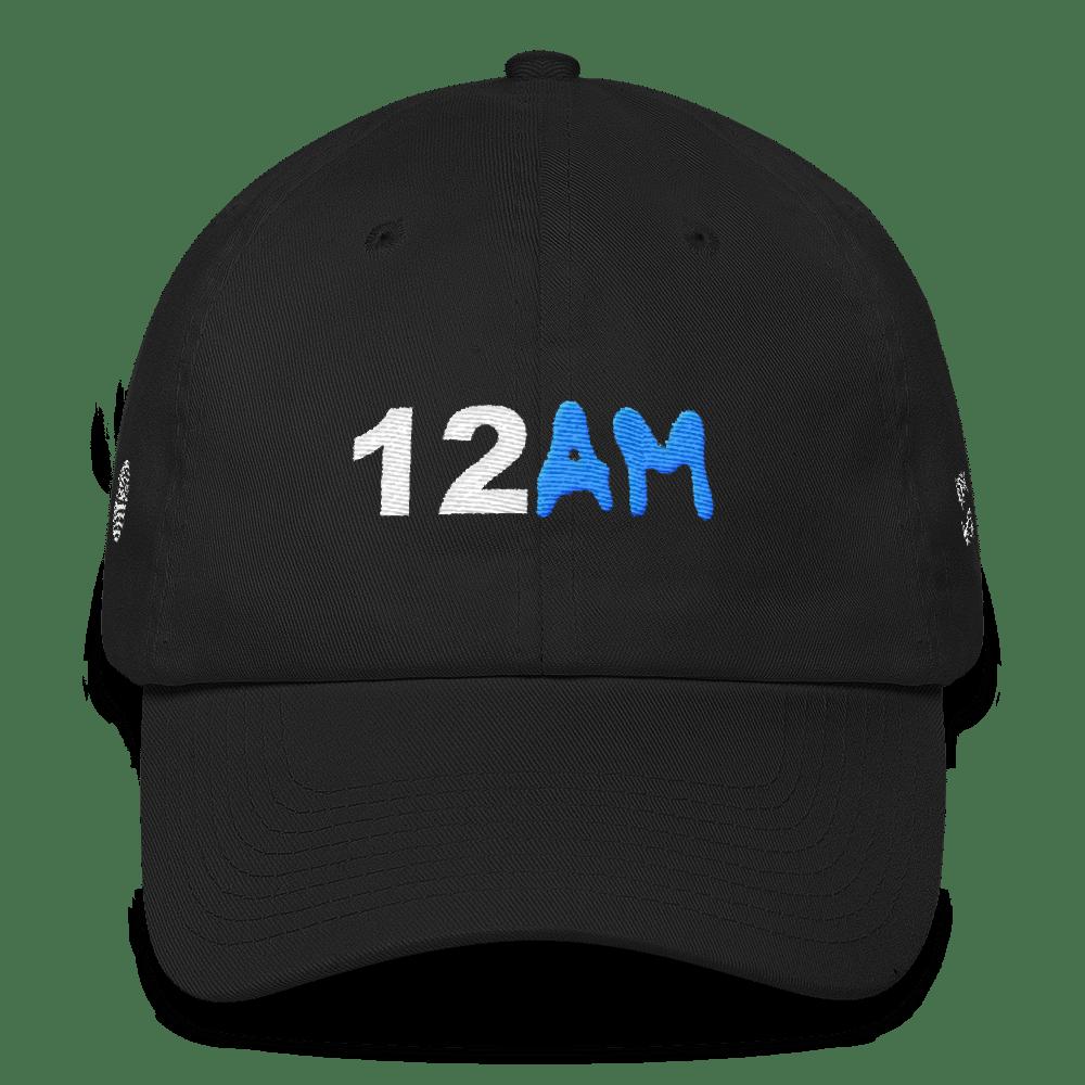 "Image of ""12AM"" DAD CAP"