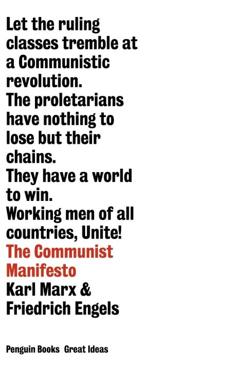Image of The Communist Manifesto