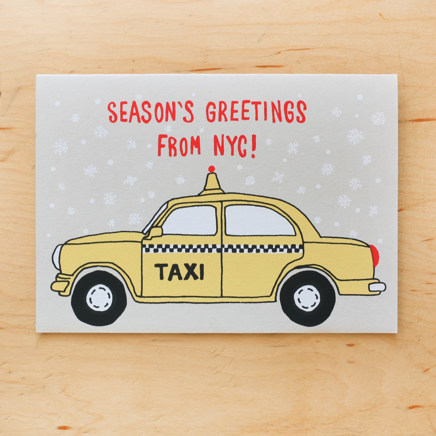 Image of Holiday Taxi