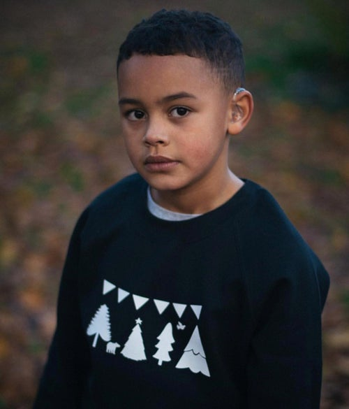 Image of Winter Wonderland Sweater (Kids & Adults)