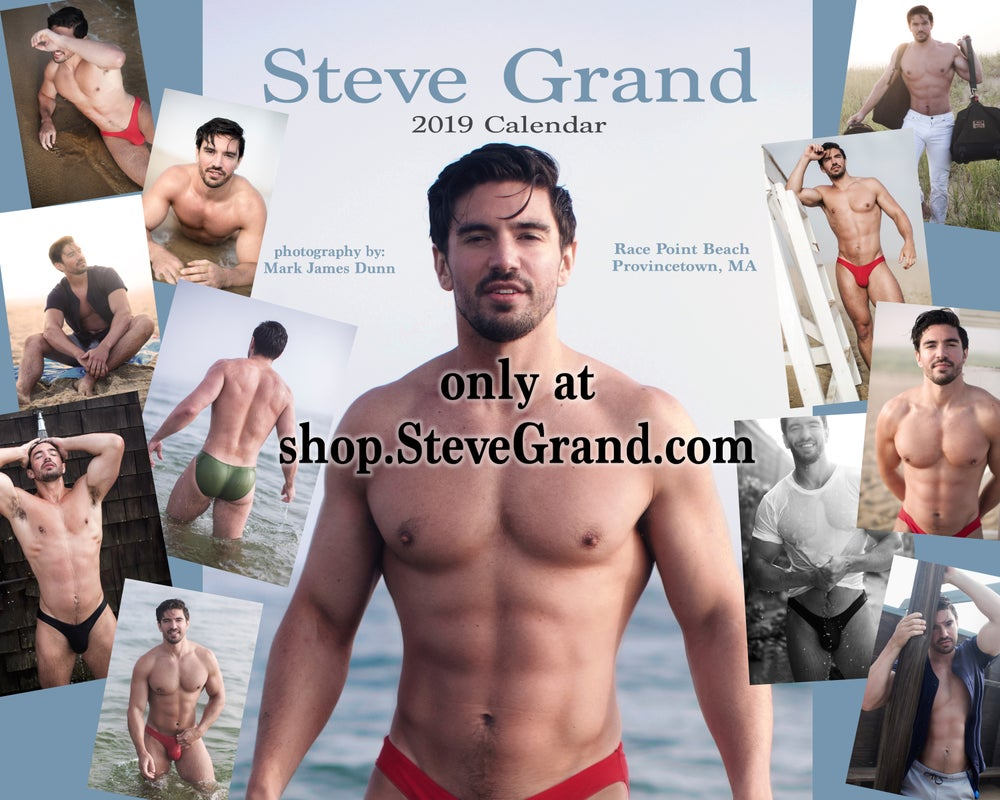 Image of 2019 Photo Calendar- SOLD OUT