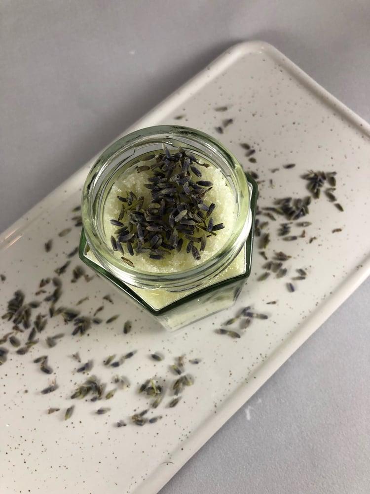 Image of Epsom Salt Bath Soak 100mgs Lavender