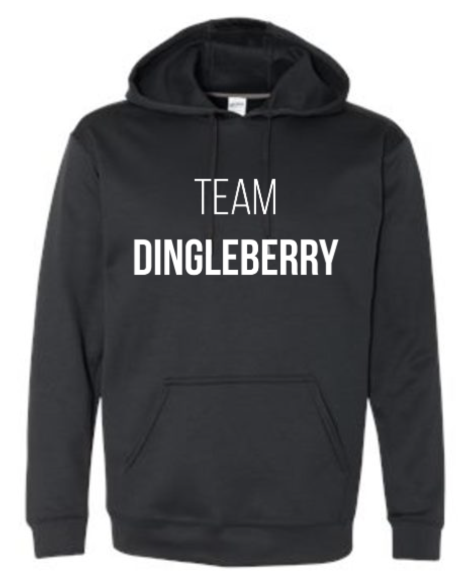 Image of Performance Hoody - Team Dingleberry