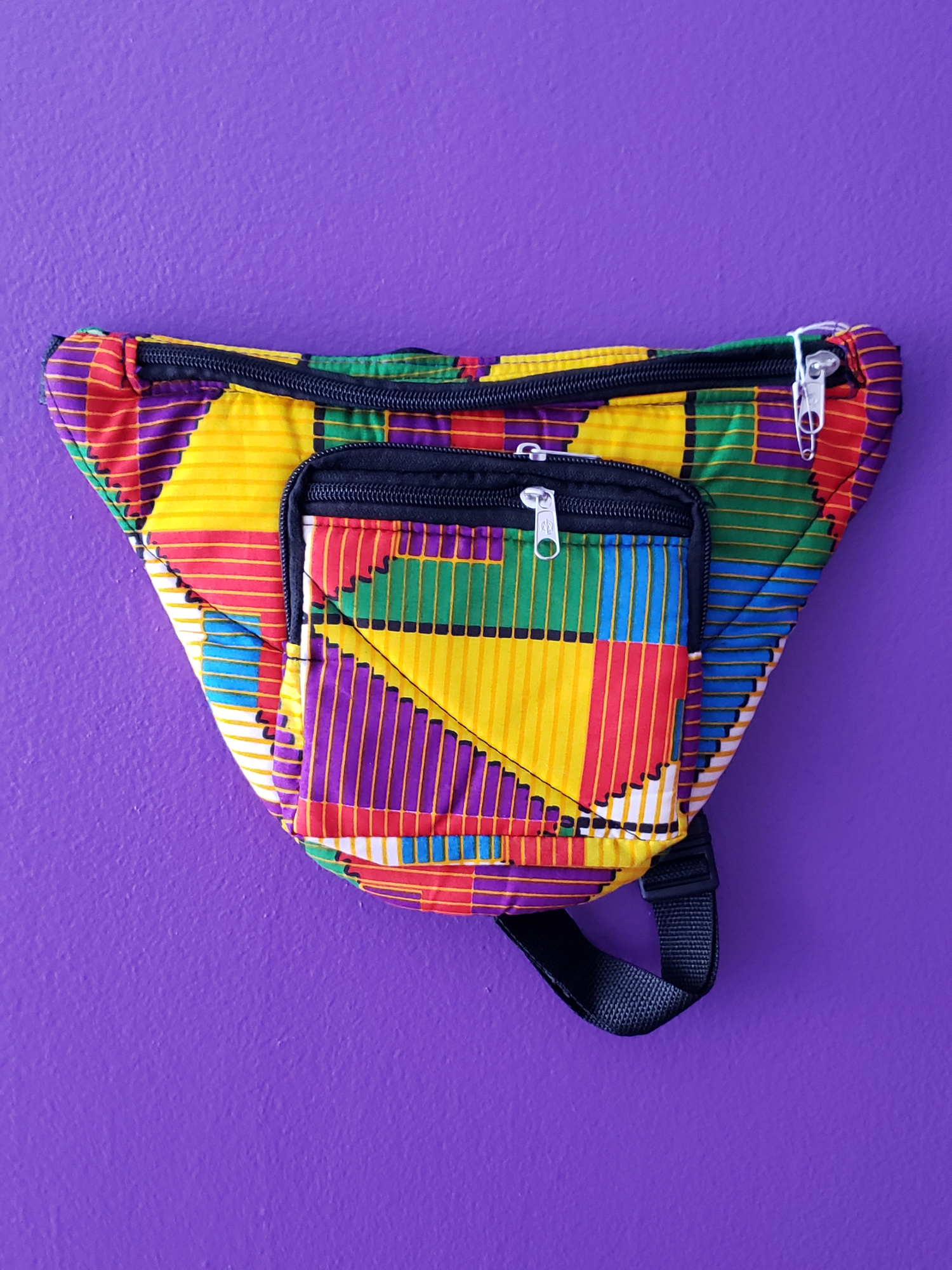 Image of Jojo Quilted Waist Pack