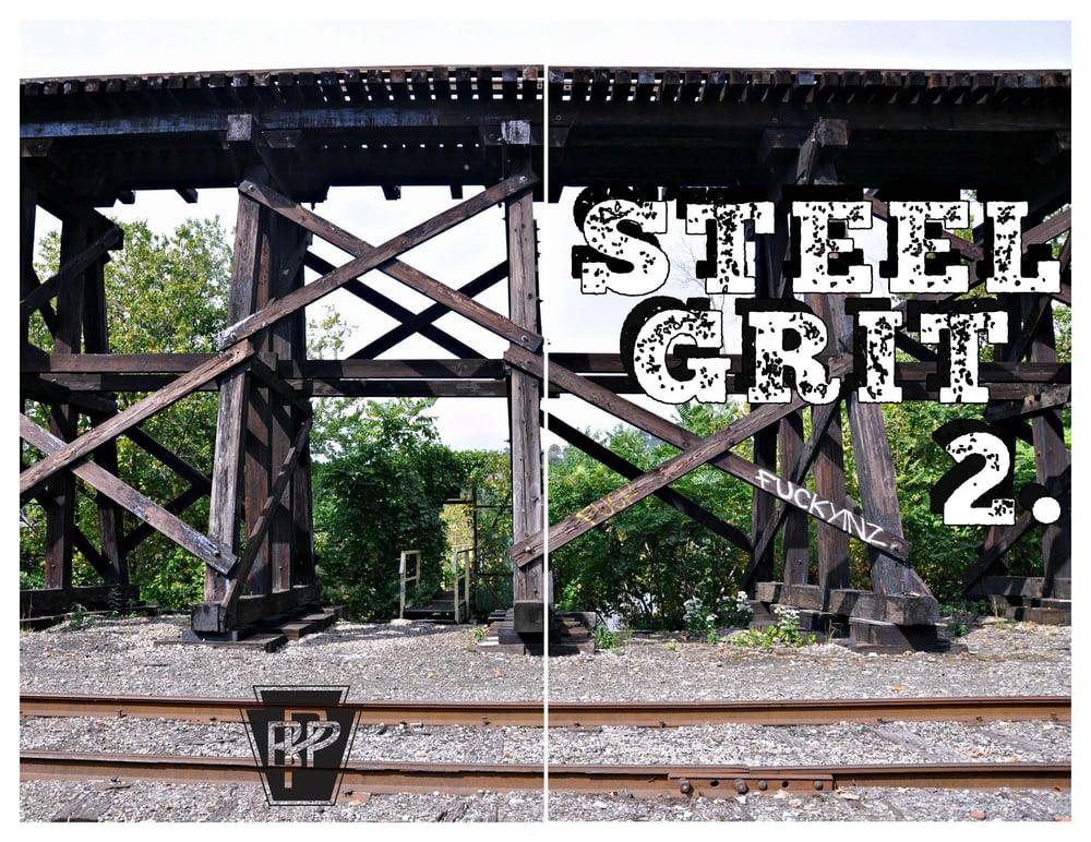 Image of Steel Grit #2