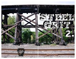 Image of Steel Grit Issues 1-4 Bundle Package