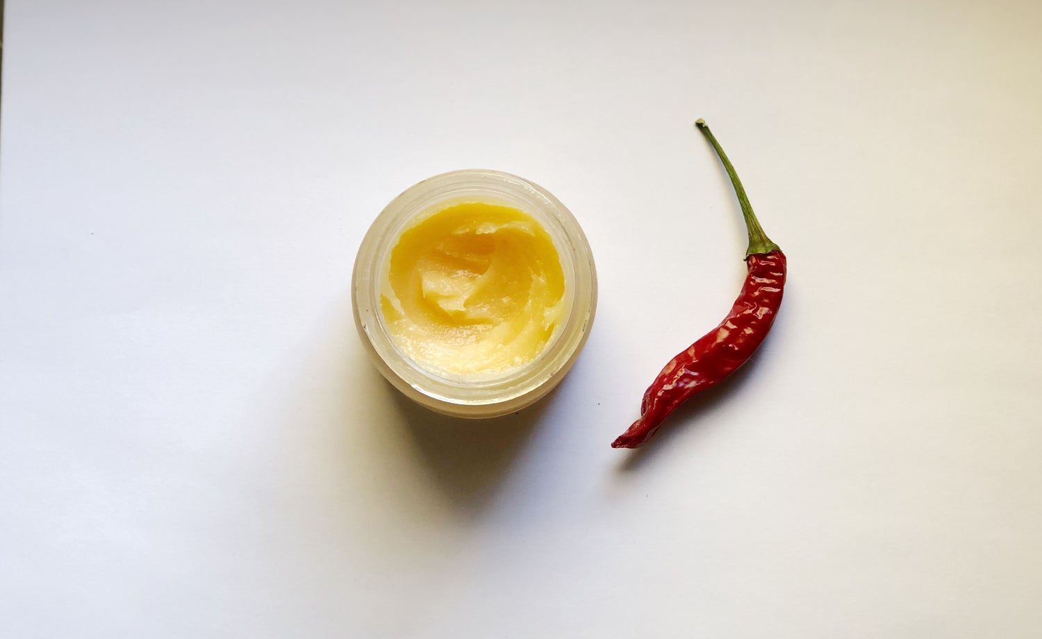 Image of :WARMING MUSCLE SALVE: capsaicin + ginger