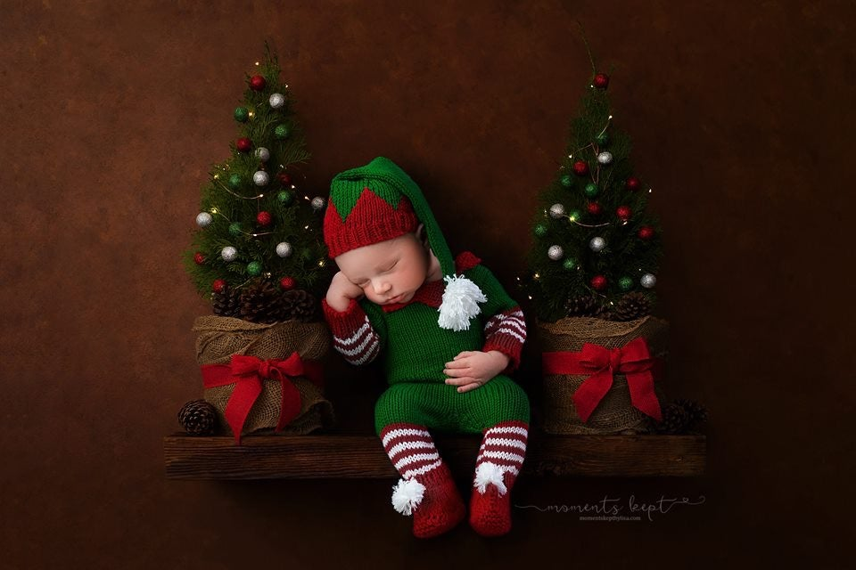 Image of Little Elf On The Shelf