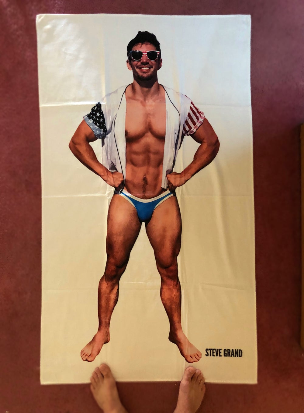 Beach Towel -- SOLD OUT