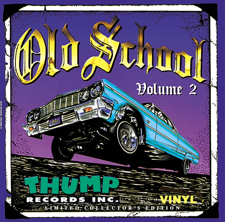 Image of OLD SCHOL VOLUME 2 VINYL