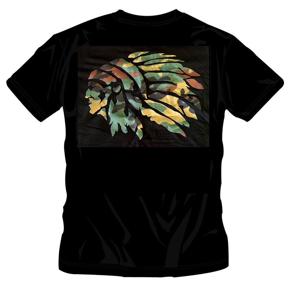 Image of #59 INDIAN HEAD TSHIRT