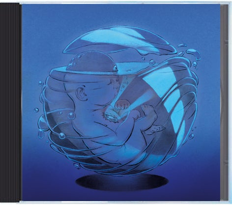 Image of VEKS - BORN GIFTED (JEWEL CASE CD)